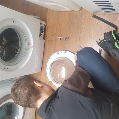 depannages poignee lave linge siemens